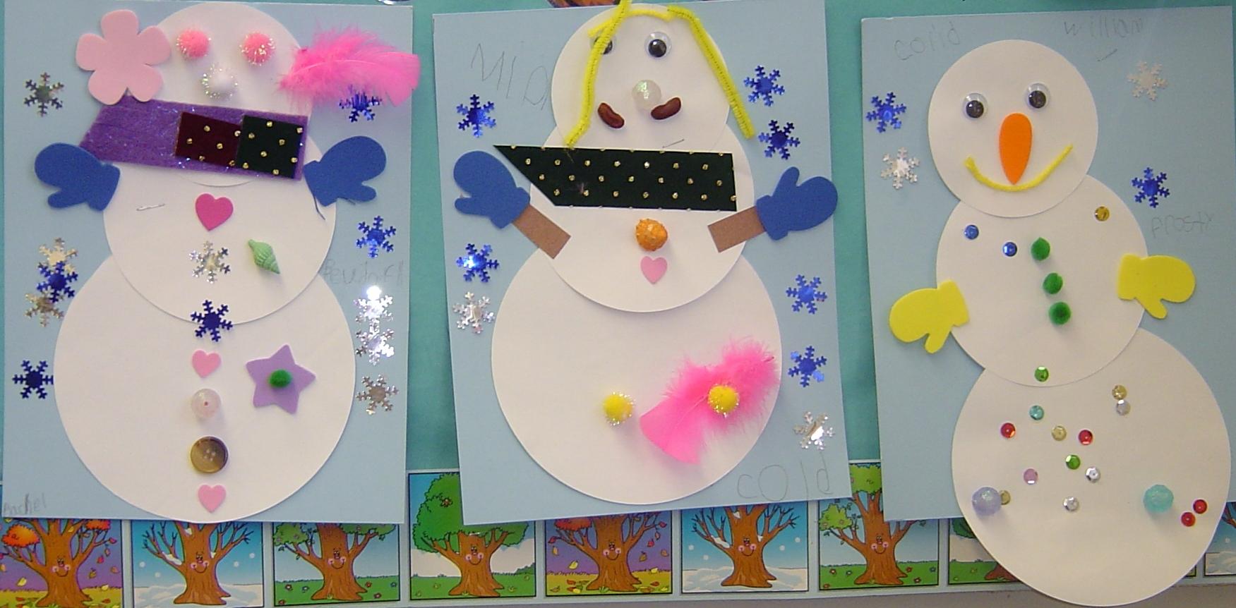 Ruth Manchester\'s Teaching Portfolio: Kindergarten Descriptive Words